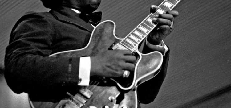 2018 Guitar Solo Transcription Challenge! 4/52: B.B. King – The Thrill Is Gone