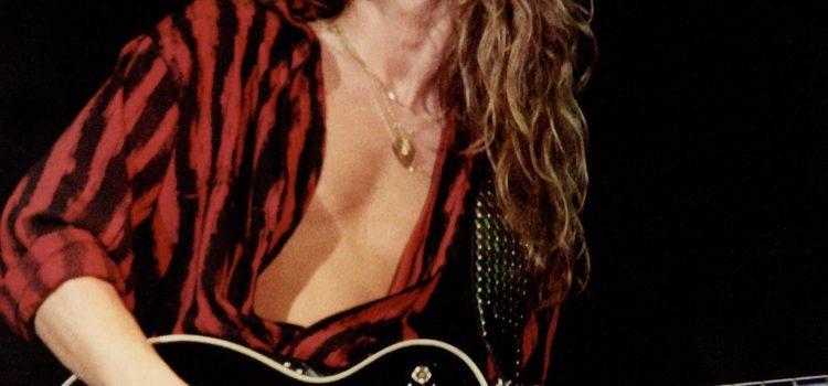 2018 Guitar Solo Transcription Challenge! 27/52: Whitesnake – Is This Love